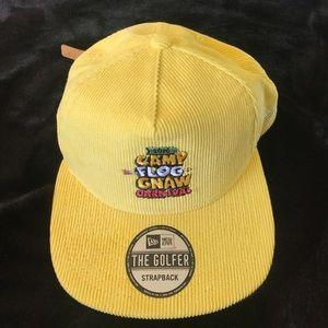 2016 Camp Flog Gnaw Strapback Hat